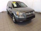 2007 Nimbus Gray Metallic Honda Pilot EX-L #88349077