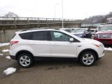2014 Oxford White Ford Escape SE 2.0L EcoBoost 4WD #88349119