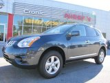 2013 Graphite Blue Nissan Rogue S Special Edition #88349219