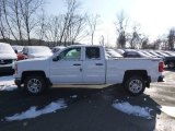 2014 Summit White Chevrolet Silverado 1500 LT Double Cab 4x4 #88349404
