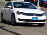 2014 Candy White Volkswagen Passat 1.8T SE #88349361