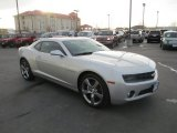 2012 Silver Ice Metallic Chevrolet Camaro LT Coupe #88349268