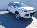 2014 White Platinum Ford Escape SE 1.6L EcoBoost #88349203