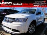 2014 White Dodge Journey SE #88349149