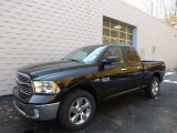 2014 Black Gold Pearl Coat Ram 1500 Big Horn Quad Cab 4x4 #88349250