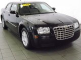 2008 Brilliant Black Crystal Pearl Chrysler 300 LX #88376141