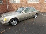 1995 Smoke Silver Metallic Mercedes-Benz E 320 Sedan #88376376