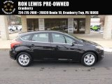 2012 Tuxedo Black Metallic Ford Focus SEL 5-Door #88376207