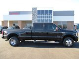 2005 Black Ford F350 Super Duty XLT Crew Cab 4x4 Dually #88376371