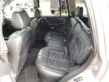 2002 Jeep Grand Cherokee Limited 4x4 Rear Seat