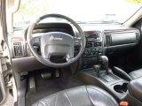 2002 Jeep Grand Cherokee Limited 4x4 Dark Slate Gray Interior