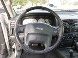 2002 Jeep Grand Cherokee Limited 4x4 Steering Wheel