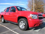 2009 Chevrolet Avalanche LS Data, Info and Specs