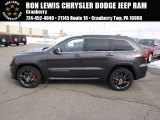2014 Granite Crystal Metallic Jeep Grand Cherokee SRT 4x4 #88376193