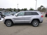2014 Billet Silver Metallic Jeep Grand Cherokee Limited 4x4 #88376192