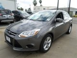 2014 Sterling Gray Ford Focus SE Sedan #88376156