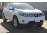 2009 Glacier Pearl Nissan Murano S #88393068