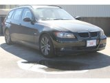 2007 Black Sapphire Metallic BMW 3 Series 328i Wagon #88393065
