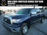 2013 Nautical Blue Metallic Toyota Tundra SR5 TRD CrewMax 4x4 #88393039
