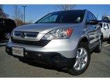 2009 Alabaster Silver Metallic Honda CR-V EX #88393056