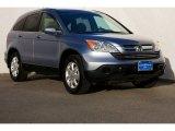 2007 Glacier Blue Metallic Honda CR-V EX-L #88392998
