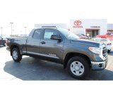 2014 Magnetic Gray Metallic Toyota Tundra SR5 Double Cab #88406623