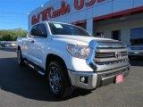 2014 Super White Toyota Tundra SR5 Double Cab #88406548