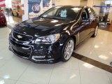 2014 Phantom Black Metallic Chevrolet SS Sedan #88406488