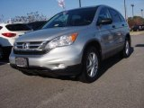 2010 Alabaster Silver Metallic Honda CR-V EX AWD #88406611