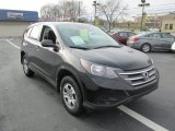 Crystal Black Pearl Honda CR-V in 2012
