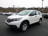 2014 White Diamond Pearl Honda CR-V LX AWD #88406584