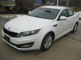 2013 Snow White Pearl Kia Optima LX #88406769