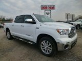 2013 Super White Toyota Tundra Limited CrewMax 4x4 #88406831