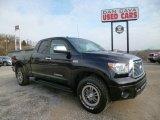 2010 Black Toyota Tundra Limited Double Cab 4x4 #88406829