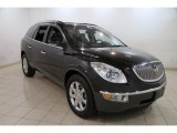 2009 Carbon Black Metallic Buick Enclave CXL AWD #88406757
