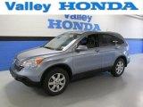 2009 Glacier Blue Metallic Honda CR-V EX-L 4WD #88406506