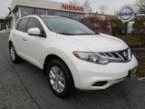 2012 Pearl White Nissan Murano SV AWD #88442794