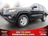 2014 Black Forest Green Pearl Jeep Grand Cherokee Laredo #88442885