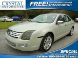 2008 Light Sage Metallic Ford Fusion SEL V6 #88443272