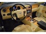 2008 Bentley Continental GTC Interiors