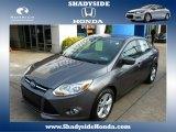 2012 Sterling Grey Metallic Ford Focus SE Sport Sedan #88442776