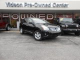2012 Super Black Nissan Rogue S Special Edition AWD #88443379