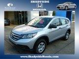 2014 Alabaster Silver Metallic Honda CR-V LX AWD #88442771