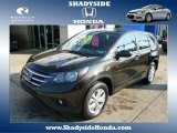 2014 Kona Coffee Metallic Honda CR-V EX AWD #88442770
