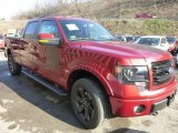 2013 Ruby Red Metallic Ford F150 FX4 SuperCrew 4x4 #88442846