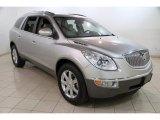 2008 Platinum Metallic Buick Enclave CXL AWD #88443253