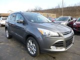 2014 Sterling Gray Ford Escape Titanium 2.0L EcoBoost 4WD #88442838