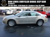 2014 Cashmere Pearl Chrysler 200 Limited Sedan #88442823