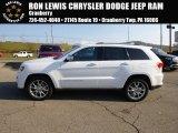 2014 Bright White Jeep Grand Cherokee Summit 4x4 #88442815