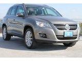 2011 Alpine Gray Metallic Volkswagen Tiguan SE 4Motion #88443351